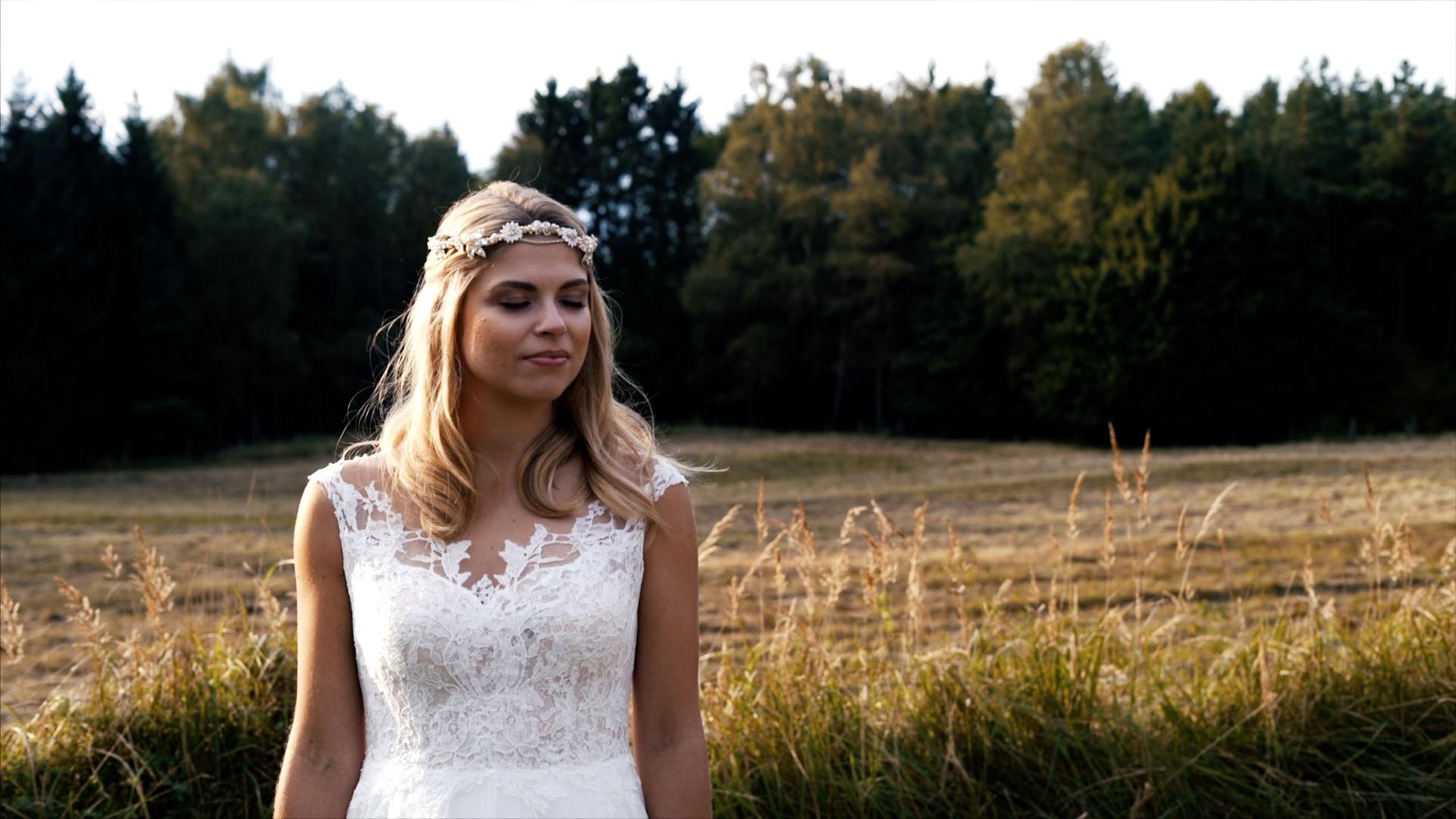 Hochzeitsfilm Mölln Waldhof