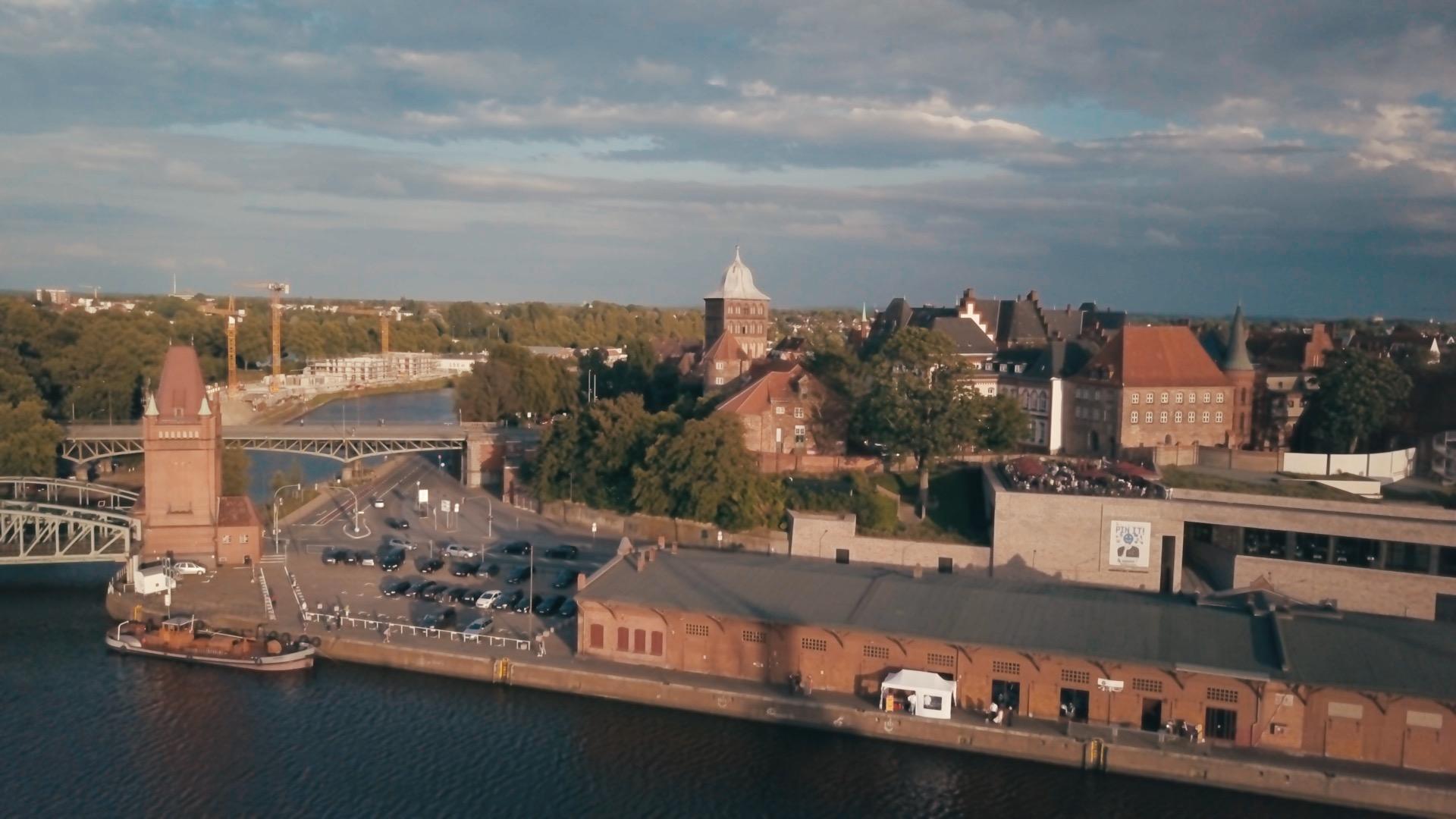 Hochzeitsfilm Hochzeitsvideo Schuppen 9 Lübeck